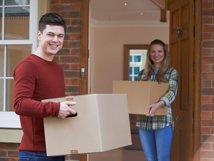 Moving in together? Here are some tips!